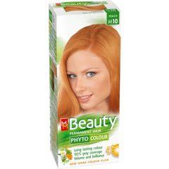 MM Beauty Phyto Colour Трайна фито боя за коса, М10 Праскова