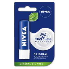 Nivea Original Care Балсам за устни 4.8 гр