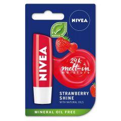 Nivea Балсам за устни с ягода 4.8 гр
