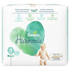 Пелени Pampers Harmonie Размер 4 Maxi 28 бр