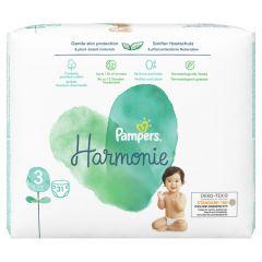Пелени Pampers Harmonie Размер 3 Midi 31 бр