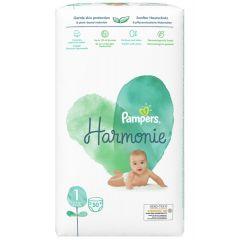 Пелени Pampers Harmonie Размер 1 New born 50 бр