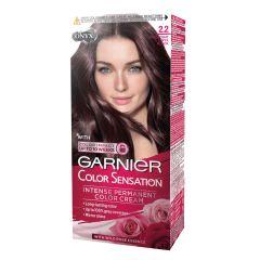 Garnier Color Sensation Трайна боя за коса, 2.2 Onyx