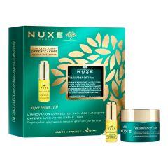 Nuxe Nuxuriance Ultra Регенериращ богат дневен крем за суха кожа 50 мл + Nuxe Super Serum Универсален противостареещ серум за лице 5 мл Комплект