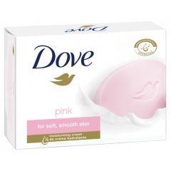 Dove Pink Успокояващ крем-сапун за ръце, лице и тяло 100 гр