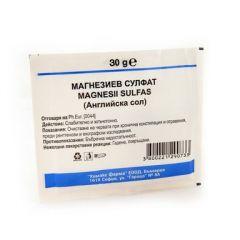Магнезиев Сулфат саше 30 гр Chemax Pharma