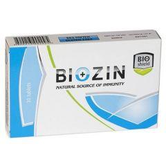 Biozin при вирусни инфекции х 30 таблетки BIOshield