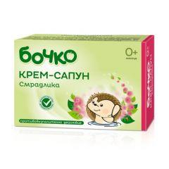 Бочко Крем-сапун смрадлика 0+ 75 гр