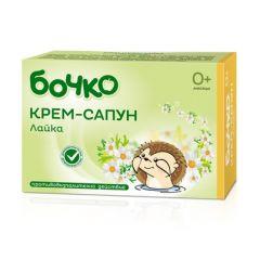 Бочко Крем-сапун с лайка 0+ 75 гр