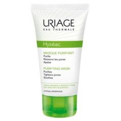 Uriage Hyseac Прочистваща маска за лице за мазна кожа 50 мл