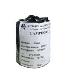 Камфора кристали 20 гр Chemax Pharma