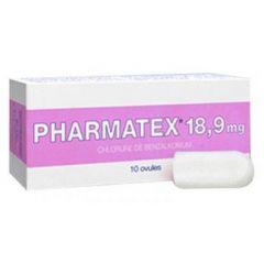 Фарматекс вагинални овули против забременяване 18,9 мг х 10 Innotech