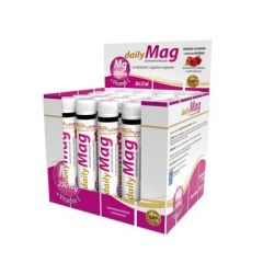 Daily Mag Магнезий за мускулите, сърцето и нервите 250 мг х20 ампули Lecovita