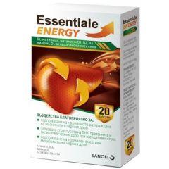 Sanofi Essentiale Energy х20 капсули