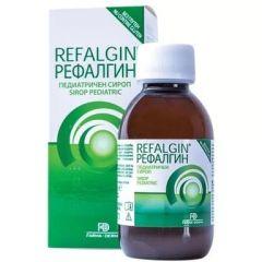 Рефалгин Сироп при киселини 150 мл Naturpharma