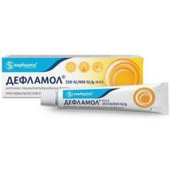 Дефламол маз 40 гр Sopharma