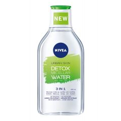 Nivea Urban Detox Мицеларна вода 3в1 400 мл