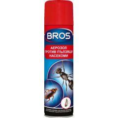 Bros Спрей срещу пълзящи насекоми 400 мл
