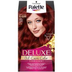 Palette Deluxe 575 (6-888) Flaming RedКрем Боя Червено Schwarzkopf