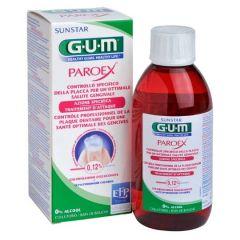 GUM Paroex Вода за уста 0.12% 300 мл