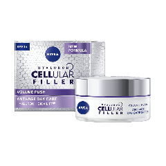 Nivea Cellular Filler + Volume Дневен крем против бръчки SPF15 50 мл