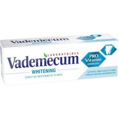 Vademecum Provitamin Whitening Избелваща паста за зъби 75 мл