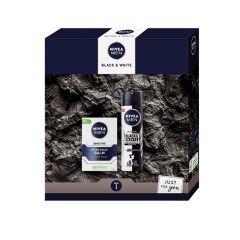Nivea Мen Black & White Gift Set Подаръчен комплект