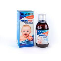 Dr. Mario Имунокидс природен имуномодулатор сироп за деца 200 мл