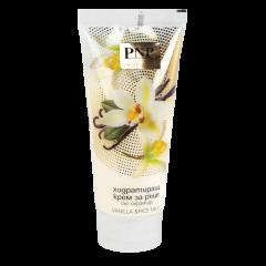 PNP Хидратиращ крем за ръце с аромат на ванилия 100 мл