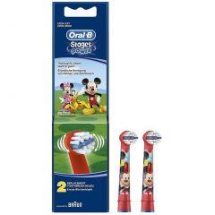 Oral-B накрайници за детска електрическа четка за зъби ЕВ-10-2 х2 бр