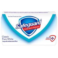 Safeguard Classic Pure White Антибактериален сапун класик  90 гр