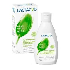 Lactacyd Fresh Интимен почистващ лосион 200 мл