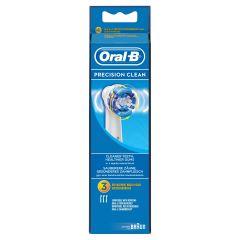 Oral-B Precision Clean Накрайници за електрическа четка за зъби х3 бр