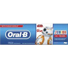 Oral-B Junior Star Wars Паста за зъби детска 6+ години 75 мл