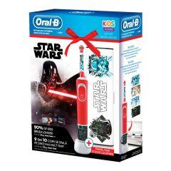Oral-B Vitality D100 Star Wars Ел. четка за зъби за деца 3+ години + Кутия за пътуване