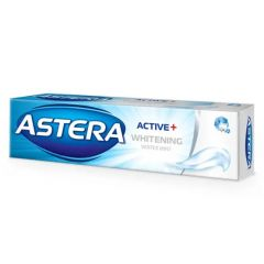 Astera Active+ Whitening Паста за зъби 100 мл Aroma