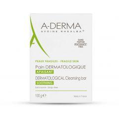 A-Derma Дерматологичен сапун 100 гр