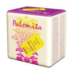 Palomita Дневни дамски превръзки с аромат на букет 10 бр