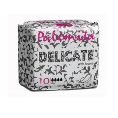 Palomita Delicate Дневни ароматизирани дамски превръзки 10 броя