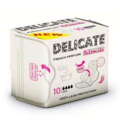 Palomita Delicate French Perfume Дневни ароматизирани дамски превръзки 10 броя