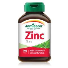 Jamieson Zinc Цинк 10мг х 100 таблетки