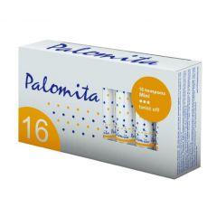 Palomita Mini Twist Off Дамски тампони Размер Мини 16 бр