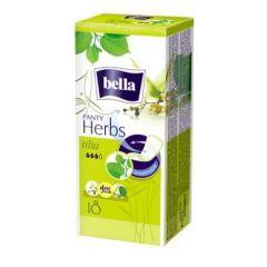 Bella Panty Herbs Tilia Ежедневни дамски превръзки 18 бр