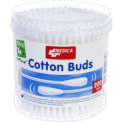 Medica Cotton Buds Клечки за уши x200 бр