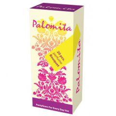 Palomita Ежедневни дамски превръзки с аромат на букет 20 бр