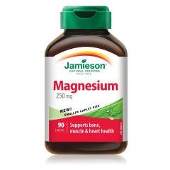 Jamieson Magnesium Магнезий 250 мг x 90 таблетки