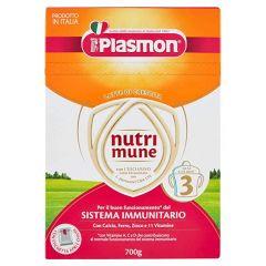 Plasmon NutriMune 3 Сухо мляко за малки деца 12M+ 350 гр 2 бр