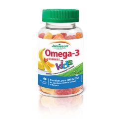 Jamieson Omega-3 Kids Омега-3 за деца х 60 желирани дражета