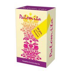 Palomita Ежедневни дамски превръзки с аромат на букет 40 бр