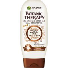 Garnier Botanic Therapy Балсам с кокосово мляко и макадамия за суха коса 200 мл